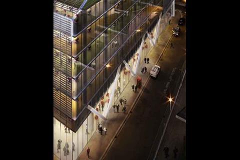 Fore Street development